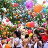 Học sinh cả nước tưng bừng ngày khai giảng năm học mới