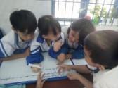 Các hoạt động học tập, vui chơi trải nghiệm của học sinh